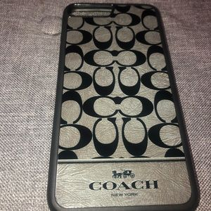 iPhone 7 Plus coach case